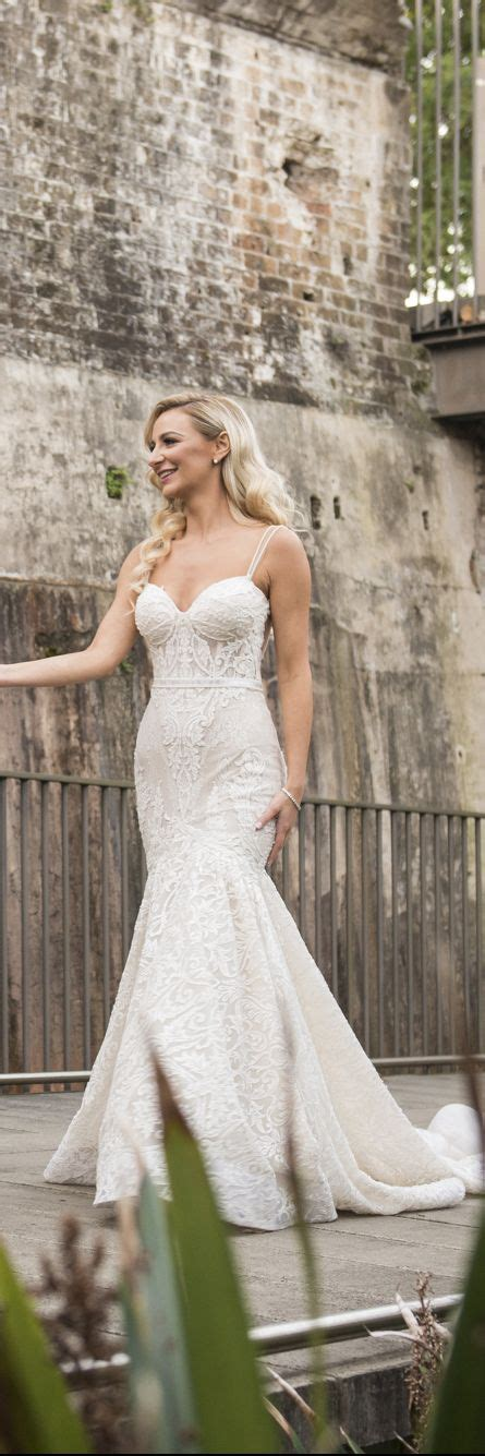 Picture For The Ages Stunning berta Bride Jamie From