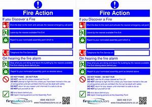 Free Blood Pressure Chart Fire Action Signs Poster Template