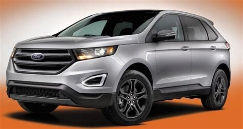 ford edge release date refresh