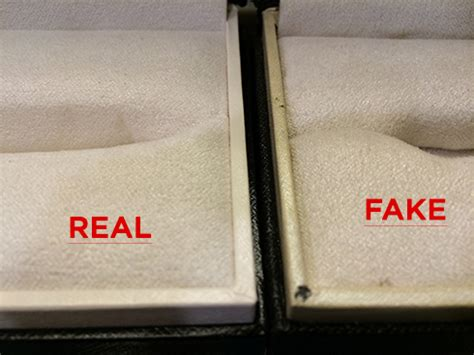 Fake Vs Real Montblanc Box (warning Pic Heavy