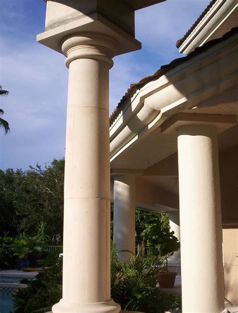 precast  foam columns manufactured   specifications