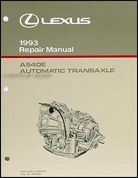 auto repair manual online 1993 lexus es head up display 1993 lexus es 300 sc 300 400 ls 400 features manual original