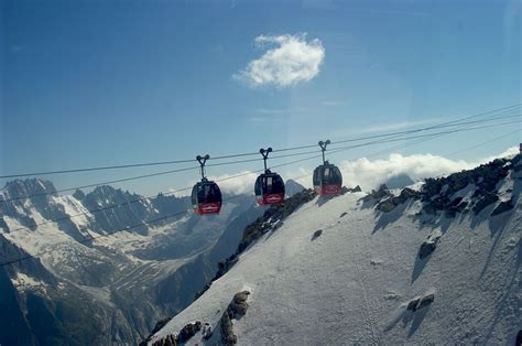 panoramic mont blanc gondola re opens 8 june 2017 chamonix net