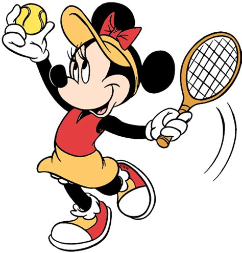 disney tennis badminton clip art disney clip art galore