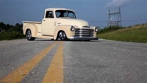 1950 Air Ride Bagged Chevrolet Truck  U0026quot Swiss Miss U0026quot  For Sale