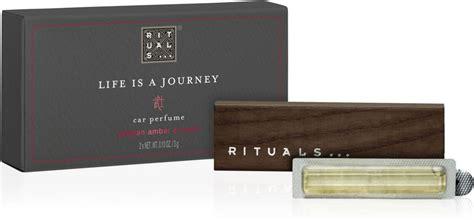 rituals car perfume rituals is a journey autoparfum samurai car perfume