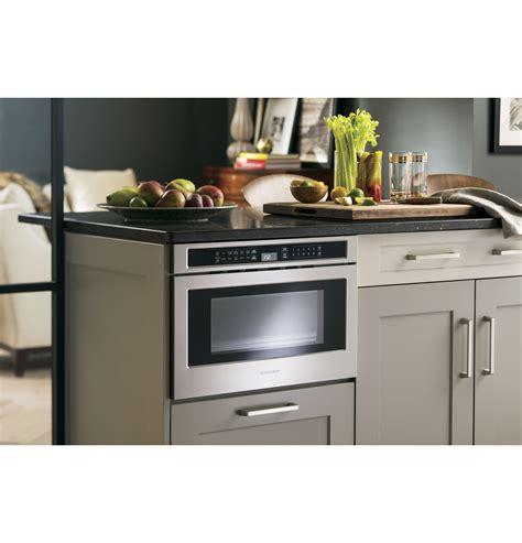 zwlsjss monogram  cu ft drawer microwave