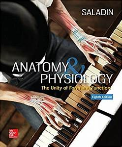 Test Bank For Anatomy And Physiology  8th Edition By