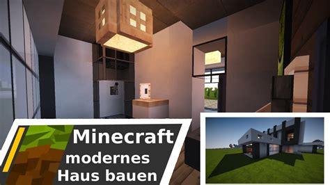 Minecraft Modernes Hausvilla Bauen Timelapse Part 3