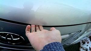 How To Open The Hood On The 2007