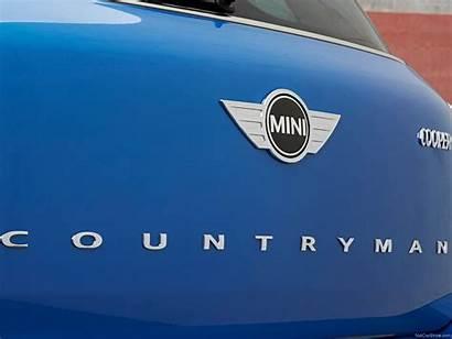 Mini All4 Cooper Countryman Emblem