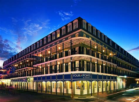 Hotels With Balconies New Orleans by Four Points By Sheraton French Quarter Deals Amp Reviews