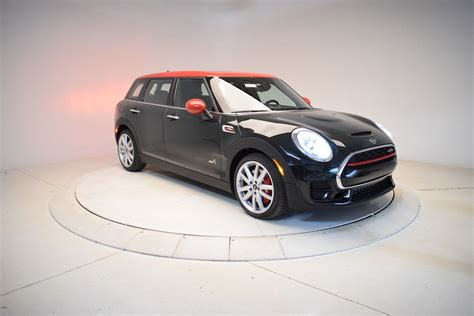 2019 Mini Jcw by New 2019 Mini Clubman Cooper Works Clubman All4