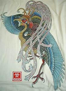 BRILLIANT Japanese PHOENIX New RONIN Japan Tokyo Yakuza T ...