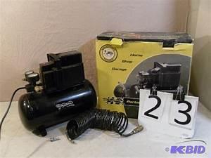 Black Cat Air Compressor Model Bc