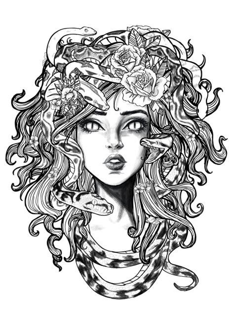 medusa tattoo design | Tumblr