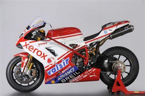Ducati 1198 F09 Superbike 2009