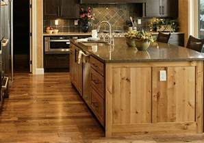kitchen island rustic island cabinets kabco kitchens