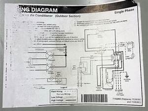 Tappan A  C Compressor Wiring Diagram