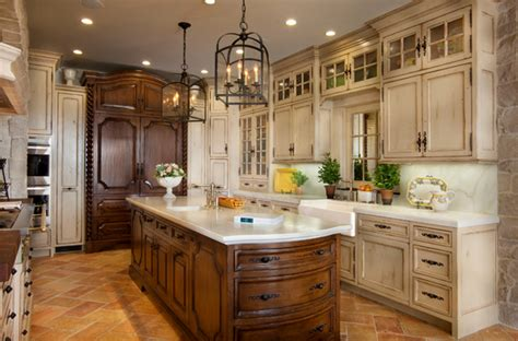 farmhouse china cabinet plans 15 perfectly distressed wood kitchen designs home design