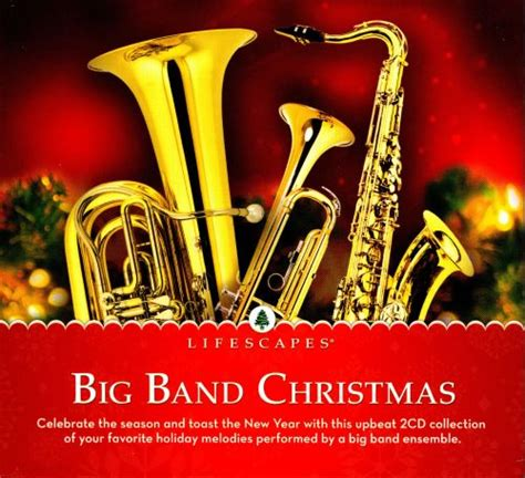 big band christmas lifescapes   artists