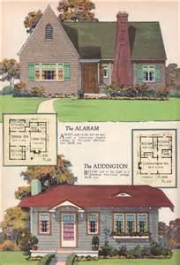 Vintage English Cottage House Plans