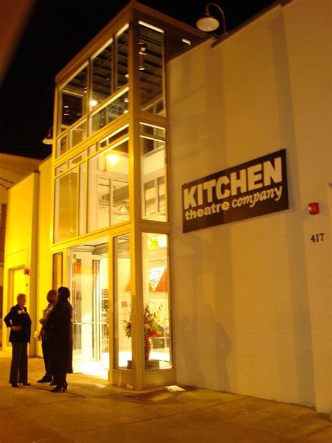 Kitchen Theatre Company  Jason K Demarest, Architect