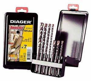 Coffret Foret Professionnel : coffret diager 7 forets beton sds booster plus outiland ~ Teatrodelosmanantiales.com Idées de Décoration
