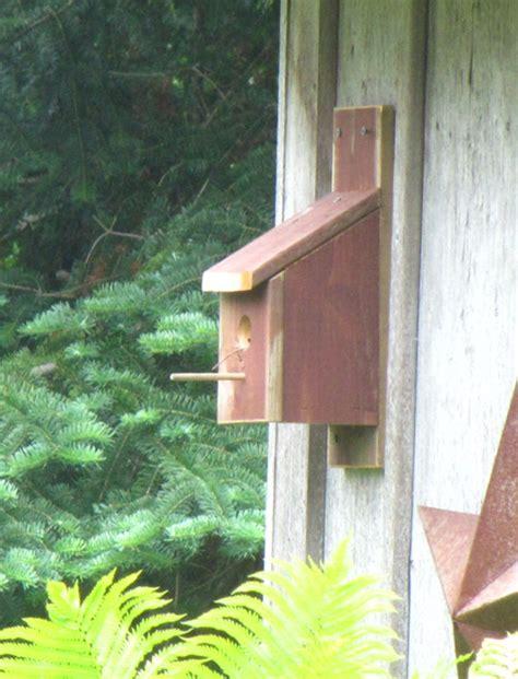 buying  birdhouse birdhouse features