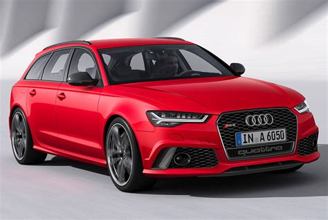 2017 Audi Rs6 Avant Price