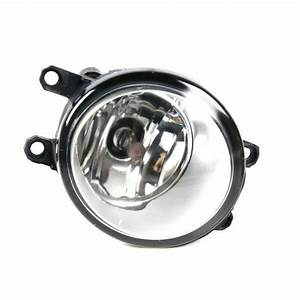 Clear Bumper Driving Fog Lights Switch Left   Right For