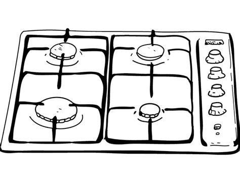 dessin pour cuisine dididou coloriage la cuisine page 3