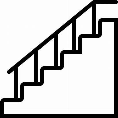 Stairs Clip Staircase Icon Clipart Stair Floor