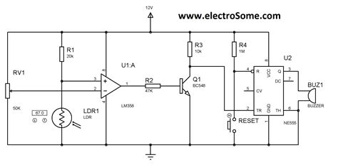 Circuit Diagram And Explanation by Circuit Bending Synthnerd Operational Lifier Attack