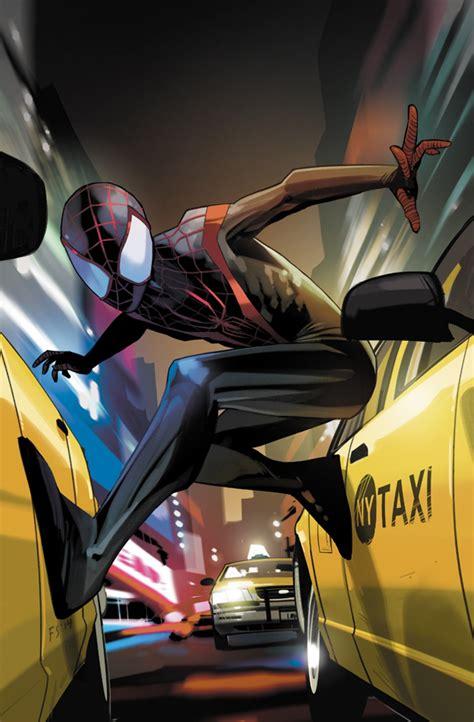 spider man week  miles morales relaunch bendis spins