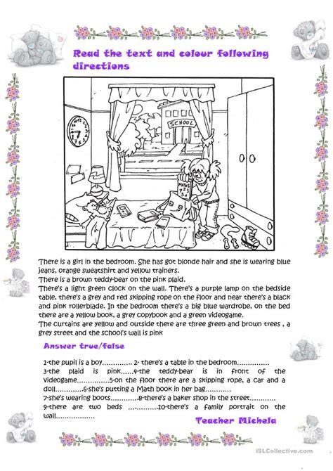 Worksheet Following Directions Worksheet Worksheet Fun Worksheet Study Site