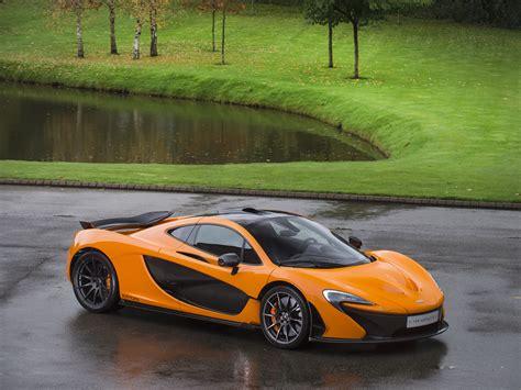 Rare McLaren P1 Experimental Prototype Was Once A P1 GTR ...