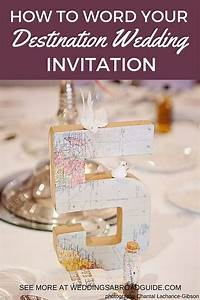 Rsvps For Weddings Destination Wedding Invitation Wording Weddings Abroad Guide