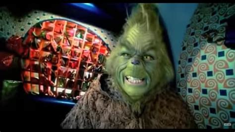 grinch christmas tree scary  funny   fun