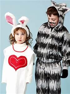 Alice and Wonderland Character Halloween Costumes
