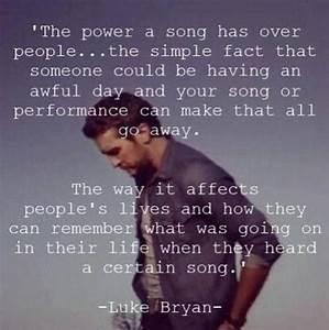 Luke Bryan Quotes You Will Enjoy