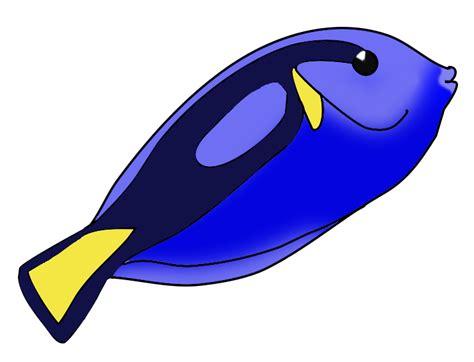 Best Blue Fish Clipart #14827