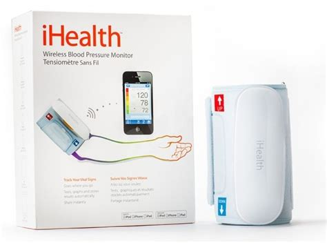 iphone pressure monitor ihealth ih bp5 r pressure monitor alzashop