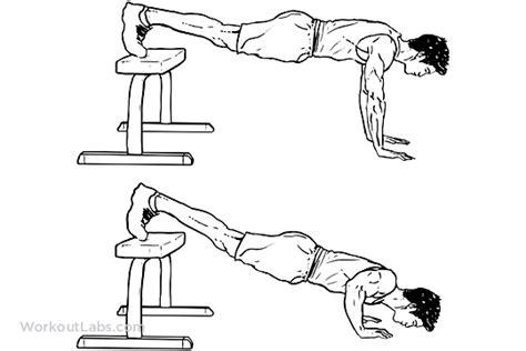 decline push ups pushups workoutlabs