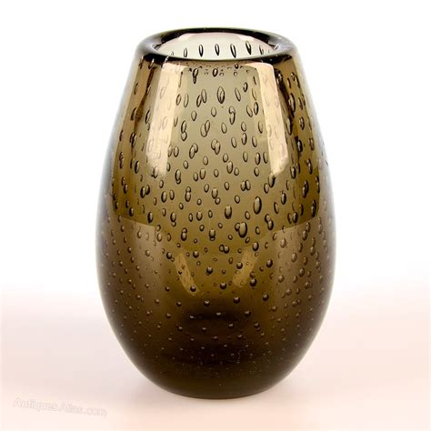 Whitefriars Glass Vase by Antiques Atlas Whitefriars Controlled Glass Vase