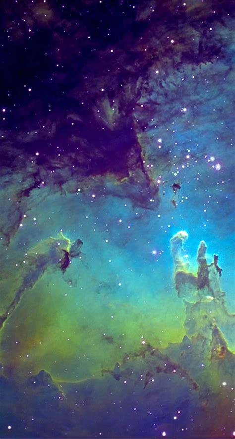 fantasy space nebula iphone se wallpaper  iphone
