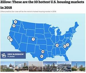 Why Zillow says San Jose is the nation's hottest housing ...