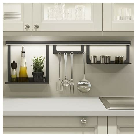 kitchen rail storage sensio midway v1 hanging rail system from lovelights 2478