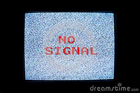 signal tv screen royalty  stock photography image