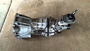 1989 Toyota Supra Turbo Mkiii R154 Transmission